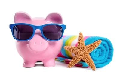 piggy bank summer