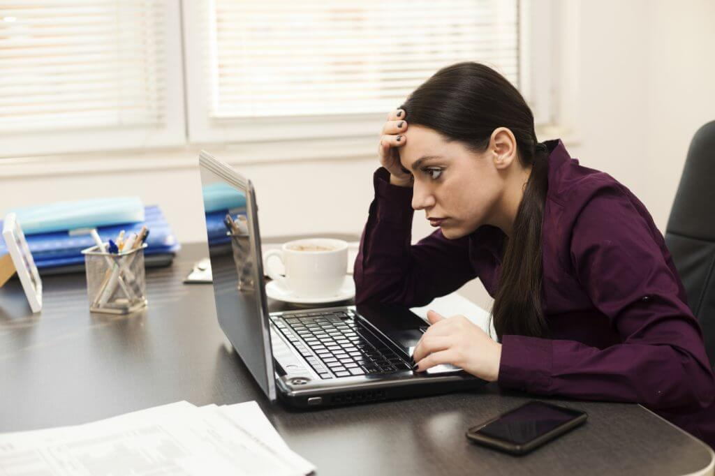Stressed woman iStock_000056684636_Medium