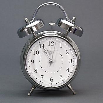 PPI Scotland clock